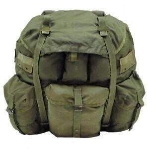 US Rucksack Alice Bag oliv large Metallgestell Backpack Daypack Kampfrucksack