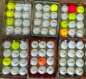 6 Dozen Bridgestone Golf Balls: Speed, Soft, E6, TOUR