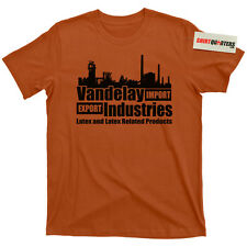 Seinfeld George Costanza Vandelay Industries Kramer Curb Your Enthusiasm T Shirt