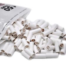 150pcs Hornet per Rolled Tips Natural PreRolled for Cigarette Rolling Paper 6mm