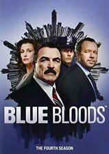Blue Bloods: The Fourth Season [Region 1]  DVD (2014)  New