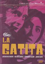 DVD - La Gatita NEW Tesoros Del Cine Mexicano FAST SHIPPING !