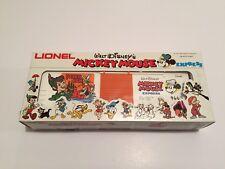 Lionel # 9665 WALT DISNEY'S Mickey Mouse Express - PETER PAN - Hi-Cube Box Car