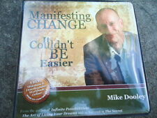 Manifesting Change: It Couldn't BE Easier by Mike Dooley (5 CD Set 2006-2008)