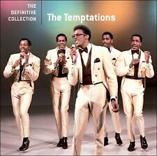 THE TEMPTATIONS * 18 Greatest Hits * NEW Sealed CD * Original MOTOWN Recordings