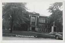Sanilac County Court House, Sandusky, Michigan RPPC