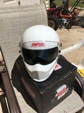 Simpson Bandit Helmet Go Kart Motorcycle Racing Street