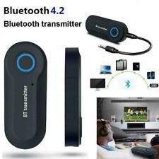 Bluetooth 4.0 Transmitter Audio BT400 Wireless Adapter A2DP 3,5 Klinke mm C0I9