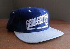 4fe3a74cef9 Georgetown Hoyas Signatures Snapback Hat Retro Vintage NCAA University