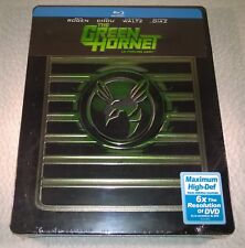 The Green Hornet (2011, Canada, Region Free) Futureshop Exclusive Steelbook NEW