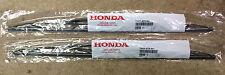 Genuine OEM Honda Ridgeline Front Windshield Wiper Blades 2009-2014 Blade Pair