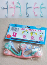 9 pcs Soft Snappi Cloth Diaper Fasteners For Baby Infant  towel new free byk03li