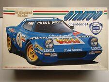 "Fujimi 1/24 Scale Lancia Stratos ""Chardonnet"" Model Kit - New - Item #08235*3000"