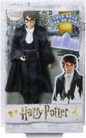 Brand New Boxed Harry Potter Yule Doll & Draco Malfoy Quiddich Doll Bundle