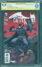 Batman Detective Comics 33 CBCS up CGC 9.8 Moore Top 1 Retailer IncentiveVariant
