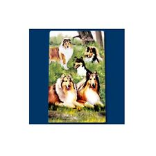 Roller Ink Pen Dog Breed Ruth Maystead Fine Line - Rough Collie Dog