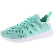 Adidas Womens Green Fitness Running Shoes Sneakers 7.5 Medium (B,M) BHFO 3438