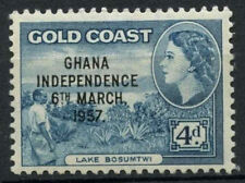 Mint Never Hinged/MNH Postage Ghanaian Stamps