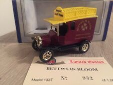 Oxford Diecast Bettws In Bloom Newport South Wales Ford T Van 133T