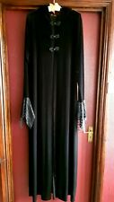 Insanity Witch Coat Pagan/Goth/Handfasting/Wicca/Medievel