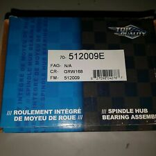Axle Bearing and Hub Assembly Rear Top Quality brand 70-512009E