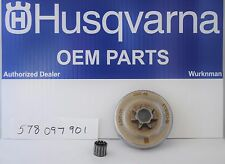 Husqvarna OEM Chainsaw Clutch Drum 578097901 Fits 450 445  and some Jonsered
