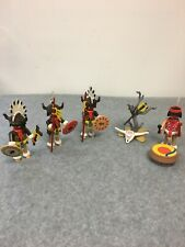 Playmobil Vintage 3732 Buffalo Dancers Native American Indians