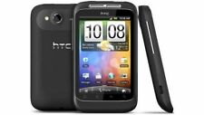 Brand New Sealed Next G Telstra HTC Wildfire S a510b - 3G Black Smartphone
