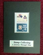 Matted 5X7 Unused U.S.1972 and 1993 Postage Stamps For Stamp Collectors