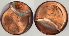 2000 NGC MS65RD Two-Coin Set Mated Pair Lincoln Cents Mint Error Wow Eye Appeal