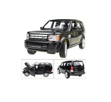 Welly Land Rover Discovery 4 Scale 1/24 Black Off-road Diecast Car Model V480