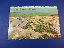 Bar Harbor, Maine Vintage Colorful Postcard Unused Pc14