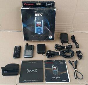 Euc Pioneer Inno xm2go Portable Satellite Radio MP3 GEX-INN01 XM TESTED