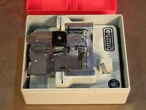 Eumig 8mm film splicer. As new Condition.