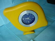 lemon shape designer clock by Paul Harrison no 22
