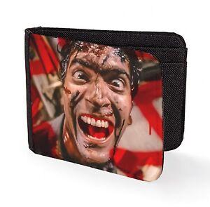 evil dead wallet credit card art print cult film quote horror ash bruce