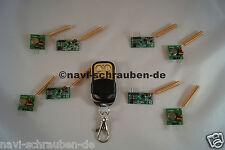 433 Mhz Sender Empfänger Hansender Receiver Arduino Wireless Transmitter  5