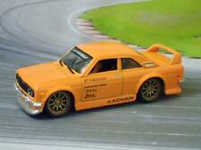 70's NISSAN/DATSUN 510 Bluebird SSS TUNER Racing 1/64 Scale Limited Edition A