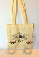 Rare Bulmers Original Cider Carry Bag & Bulmers Cider 570ml Glasses x 2