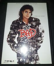 Michael Jackson - Bad 25 Documentary - DVD - Spike Lee - 2012