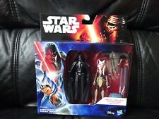 Star Wars Darth Vader & Ahsoka Tano Action Figures *