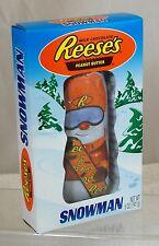 Reese's Muñeco De Nieve Dulces Retro de mantequilla de maní (141 gramos) Navidad Stocking Relleno