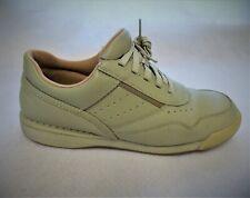 Rockport Walker Men'S Beige Leather Casual Walking Shoe (Size 9.5)