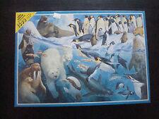 JIGSAW PUZZLE- 1500Pcs  James Hamilton Deluxe- Polar Wildlife-   Made in England