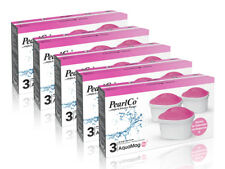 PearlCo Wasserfilter Filterkartusche Magnesium unimax 15 (komp. Brita Maxtra)