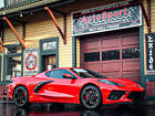 2022 Chevrolet Corvette 2dr Stingray Z51 Cpe w/2LT 2022 Chevrolet Corvette 2dr Stingray Z51 Cpe w/2LT 4 Miles Red American Muscle C  for sale