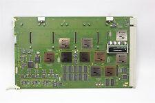 10 XILINX VIRTEX FPGA PROCESSORS ON A PCB XCV300-BG352
