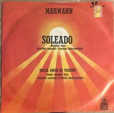 """MARWANN ANOTHER TIME/SWEET SUMMER LOVE MEXICAN 7"""" SINGLE PS STILL SEALED"""