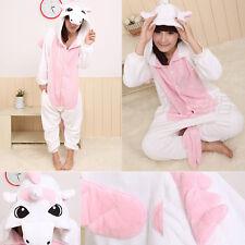 2017 Hot Unisex Adult Pajamas Kigurumi Cosplay Costume Animal Sleepwear onesi
