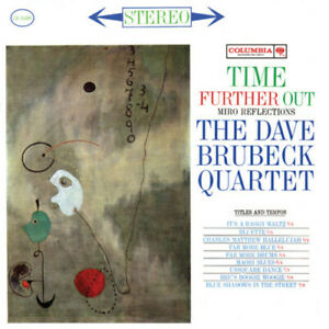 IMPEX | The Dave Brubeck Quartet - Time Further Out - Miro Reflections 180g LP